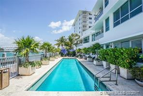 Luxurious 2 bedroom for sale in the newly renovated Capri South Beach